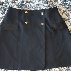 ASOS black skirt!